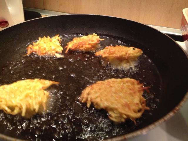 cuisson croquette