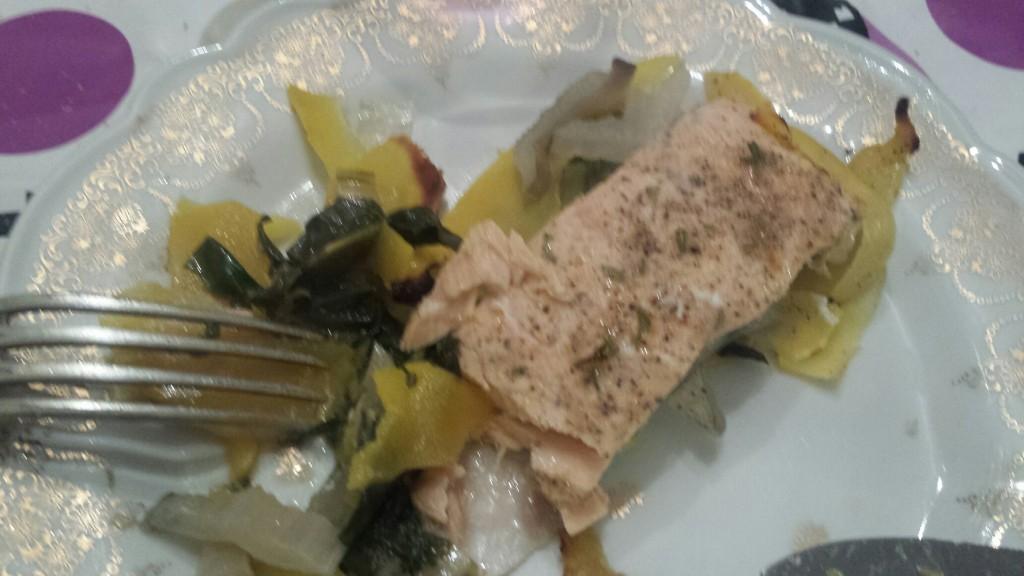 papilotte-saumon-légumes-automne