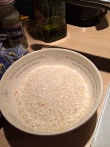 riz à risotto