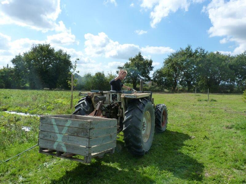 tracteur nico