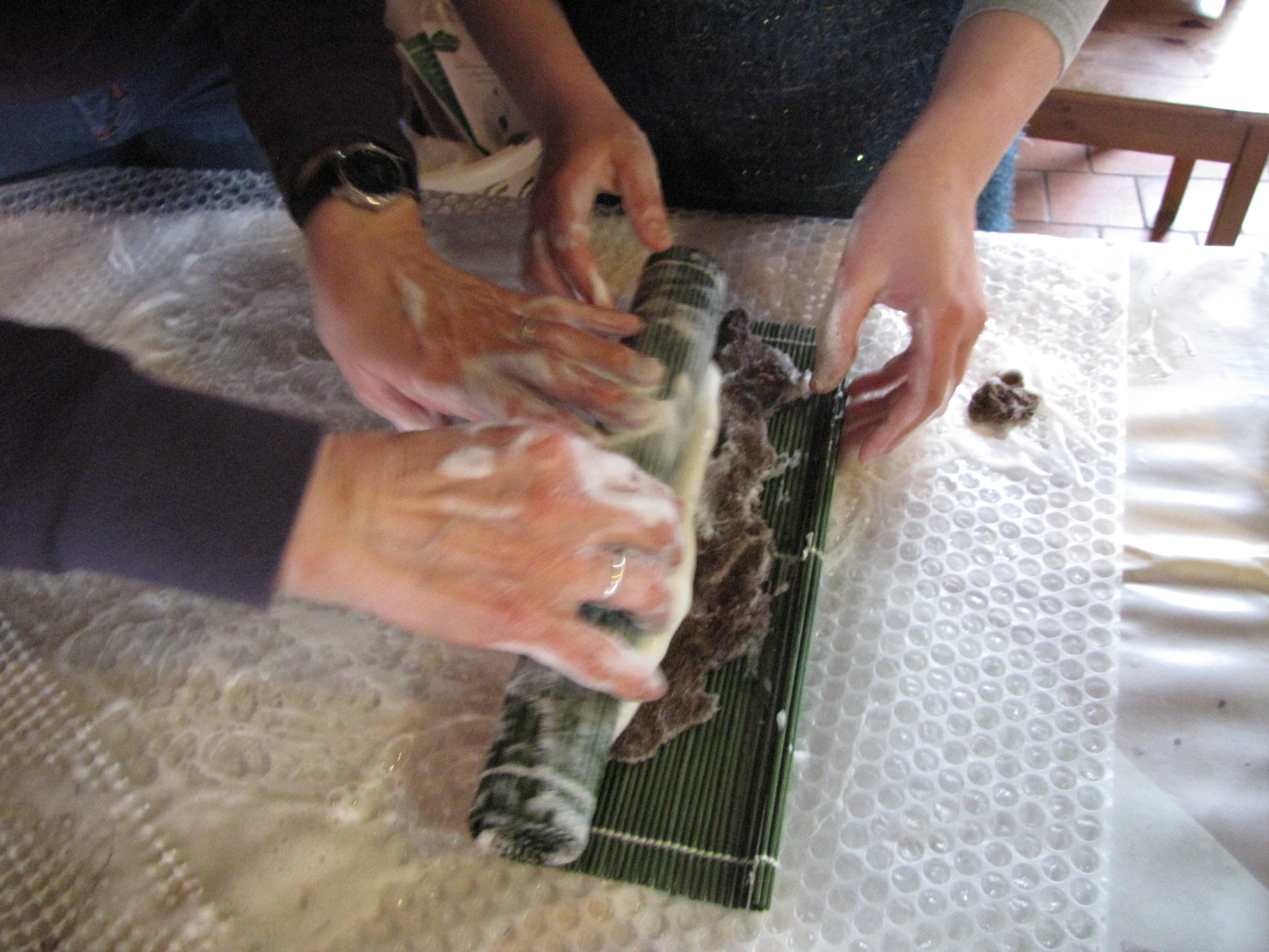 roulage-feutre-laine-casserie