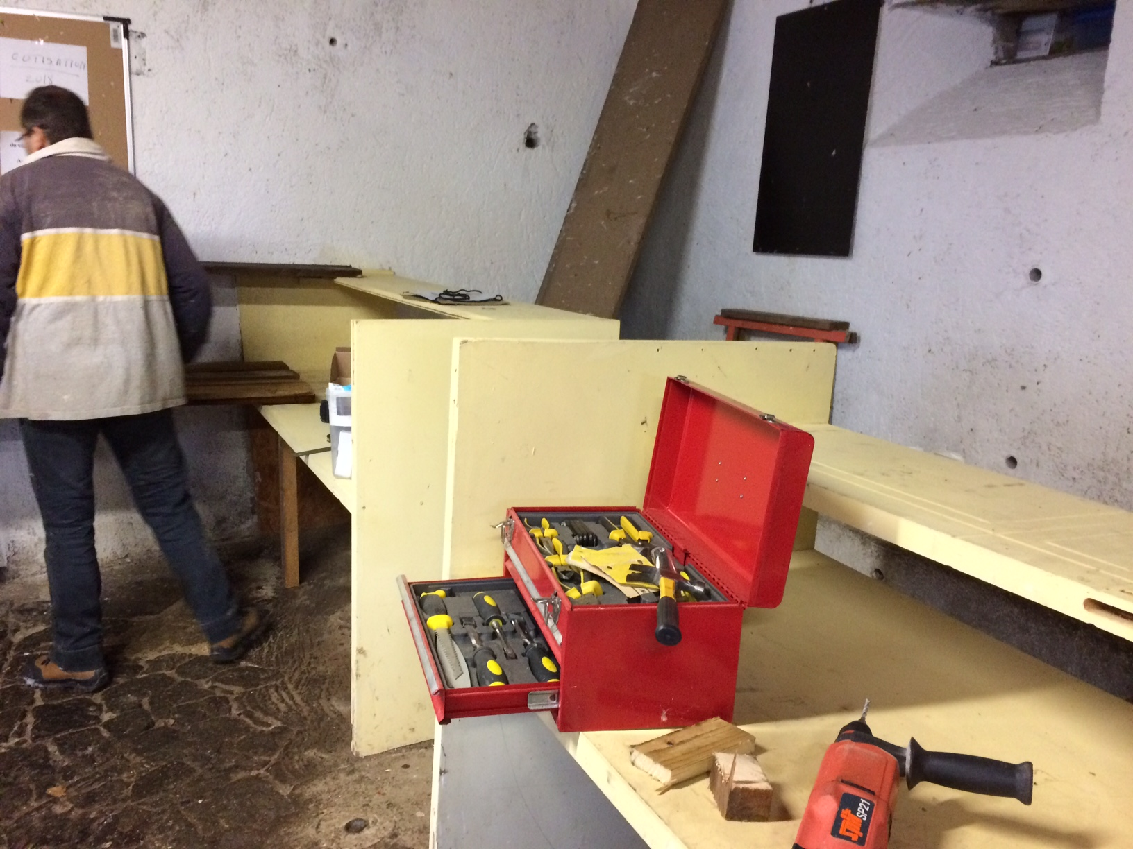 chantier participatif pain du 20 janvier 2018 les voisins de panier amap la membrolle. Black Bedroom Furniture Sets. Home Design Ideas
